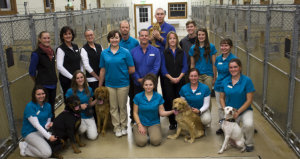 Animal Den Indianapolis Pet Boarding, Grooming and Training staff